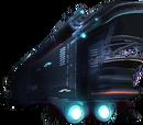 Nebulox Seven Prison Ship