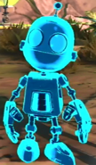 Hologram Clank