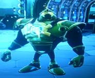Qwark's legend armor