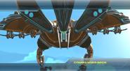 Commander Spog Boss Battle