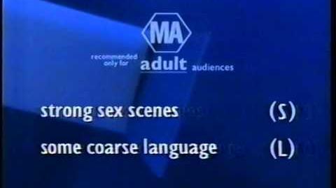 Seven Network MA15 Classification 2003