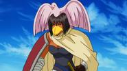 One of the 4 Azure Sky Warriors, Clea