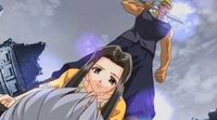 Sakura stays with Gale