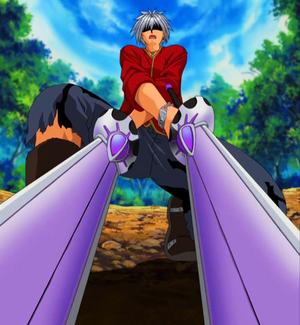 Haru's Blue Crimson
