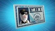 FBI Rabbid credentials
