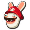 Icon Rabbid Mario