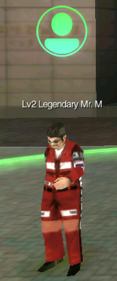 Legendary Mr. M