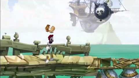 Rayman Origins Around The World Exclusive Trailer