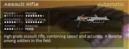 Assault Rifle Raze 2