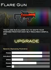 8 Flare Gun
