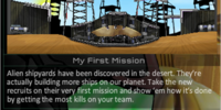 Level 8: My First Mission