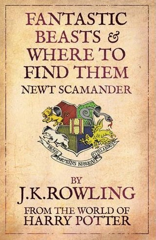 Fantastic Beasts and Where to Find Them 2009 cover