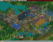 Adrenaline Heights finished