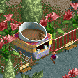 Hot Chocolates Stall RCT2 Icon