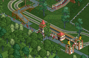 Sprightly Park RCT1