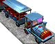 Hop-on Hop-off Transport Trams RCT3 Icon