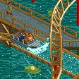 Coaster Boats RCT2 Icon