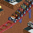Hot Rod Coaster RCT2 Icon