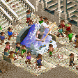 Neptune's Seafood Stall RCT2 Icon