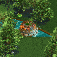 Oak Barrel Ride RCT2 Icon