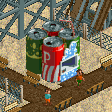 Drinks Stall RCT2 Icon