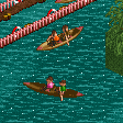 Canoes RCT2 Icon