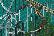 Steel Roller Coaster