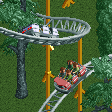 Automobile Cars RCT2 Icon