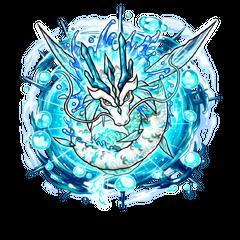 A Rising Water Dragon