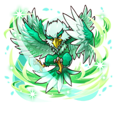 The Jade Eagle