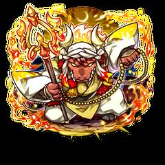 Minokichi (Bulked Monk) as a Giga Minoterios