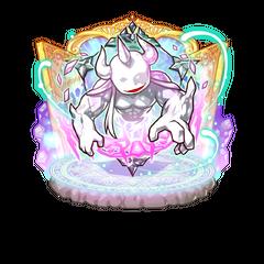 The Shapeshifter Dungeon Boss (Mentalis) of the Dyushisu Labyrinth
