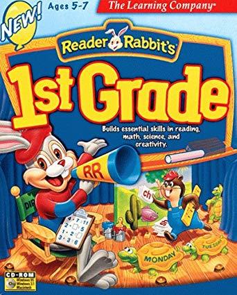 File:Reader Rabbit 1st Grade.jpg