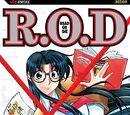 Read or Die Manga 1