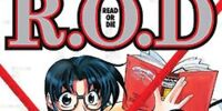 Read or Die Manga 1