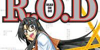 Read or Die Manga 2
