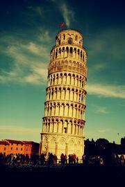Pisa Tower by casseybunn