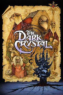 The Dark Crystal Film Poster