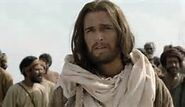 Jesus in The Bible 2013 Movie