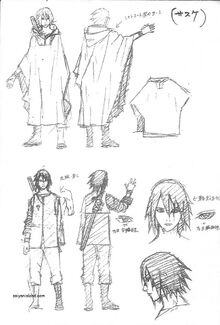 The-Last-Naruto-the-Movie-Sasuke-Sketch