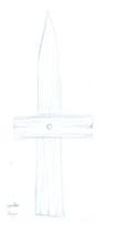 Wooden Dagger