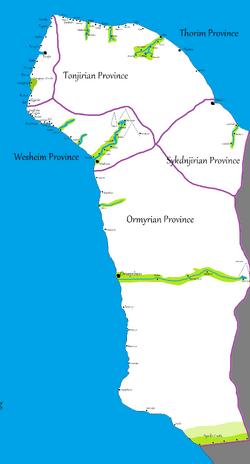 South Bay Provinces