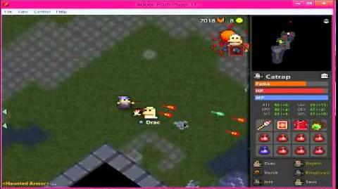 Me getting owned in a small Oryx