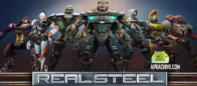 Real Steel World Robot Boxing Games