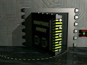 Mainframe armorydoor