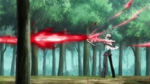 Tornado Flame Arrow