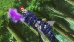 Zakuro Restrained