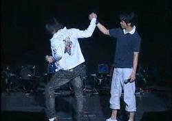 Gokudera and Yamamoto Concert