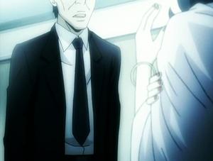 Nagi's Step-Father