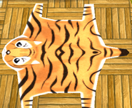 Tiger Carpet